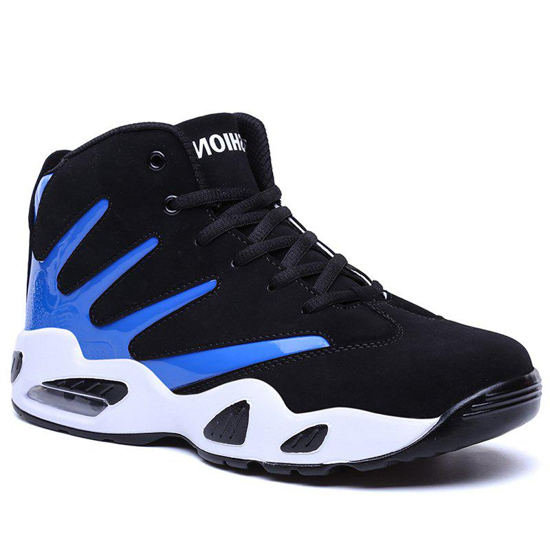 High Vamp Fashion Men Sneakers