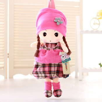 Little Girl Baby  Backpack - PINK PINK