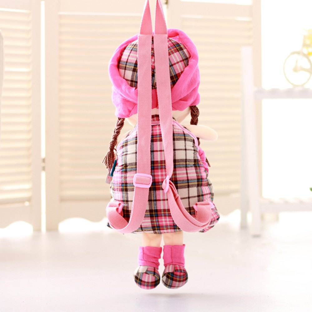 Little Girl Baby  Backpack - PINK