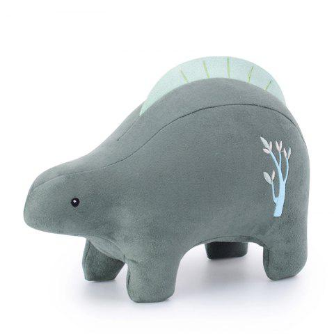 Metoo Dinosaur Plush Toy 9 inch - GRAY