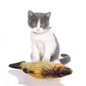 Funny Simulation Type de poisson Cat Teaser Toys