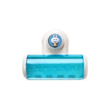 Cartoon Design Five Seats Toothbrush Dispenser - BLUE/WHITE