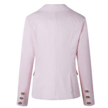 2017 New Style Small Suit Jacket - PINK PINK