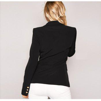 2017 New Style Small Suit Jacket - BLACK BLACK