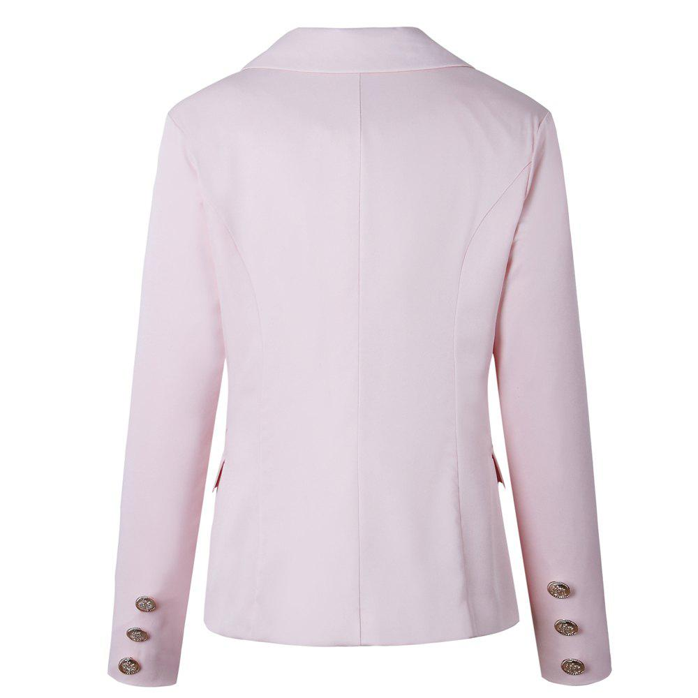 2017 New Style Small Suit Jacket - PINK M
