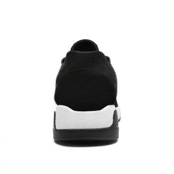 Winter Warm Fashion Leisure Shoes - BLACK BLACK