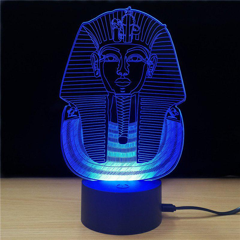 M.Sparkling TD049 Creative Character 3D LED Lamp golf 3 td 2011