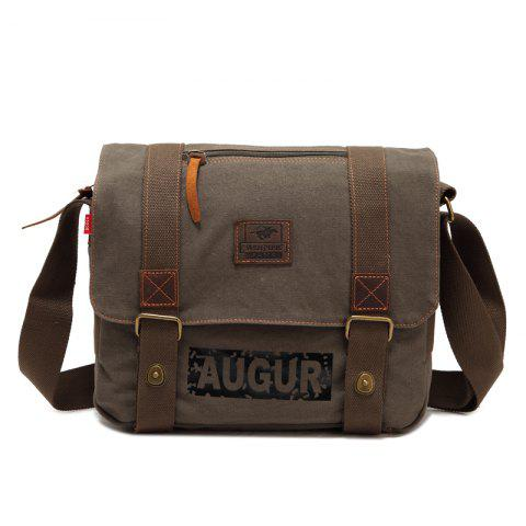 4e9276c16218 AUGUR Brand Men Messanger Bags High Quality Canvas Shoulder Male Army  Military Crossbody Tote Casual Travel