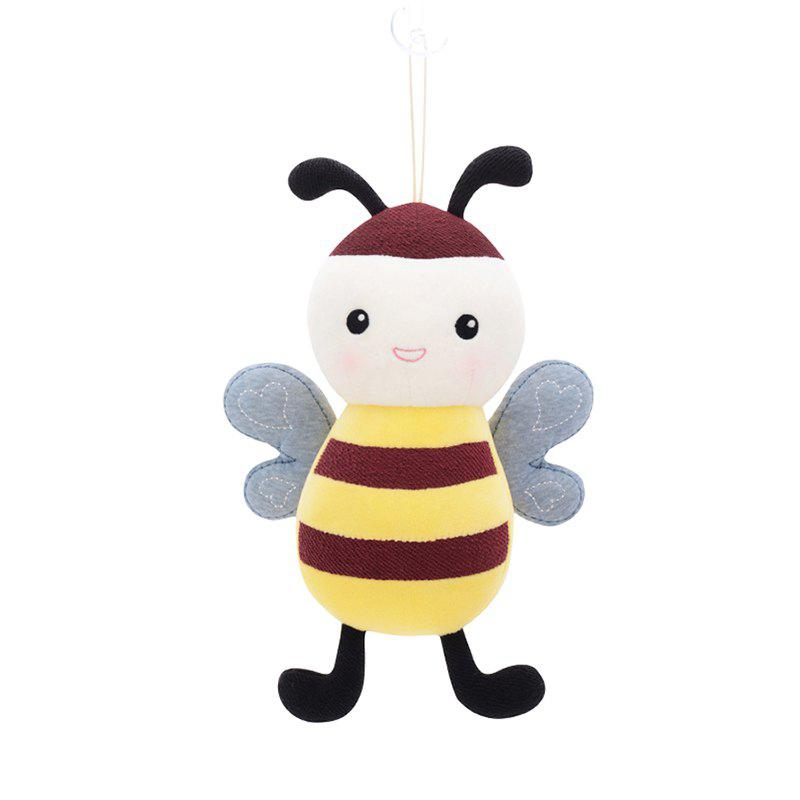 Metoo Fantasy Baby Bee Plush Doll 8 inch - GRAY