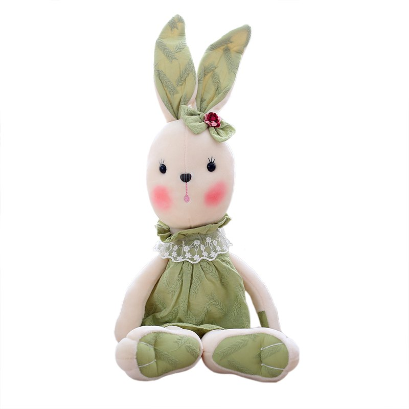 Rabbit Plush Toy Doll - GRASS GREEN