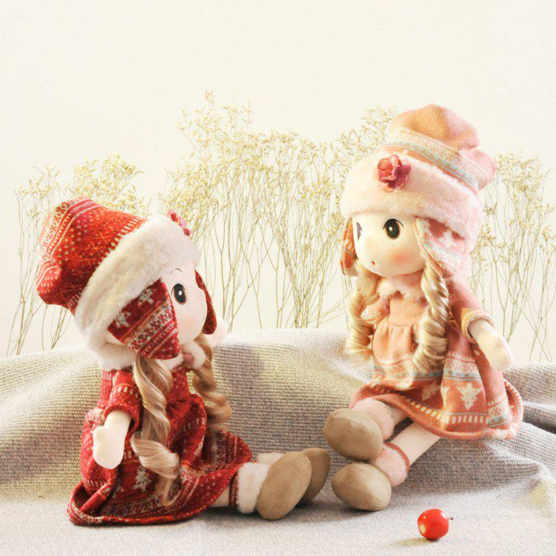 Baby Stuffed Toy 40cm - PINK