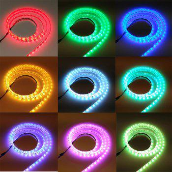 ZDM RGB LED Strip Light 5M 75W with 44 Key IR Remote Controller DC12V - RGB COLOR