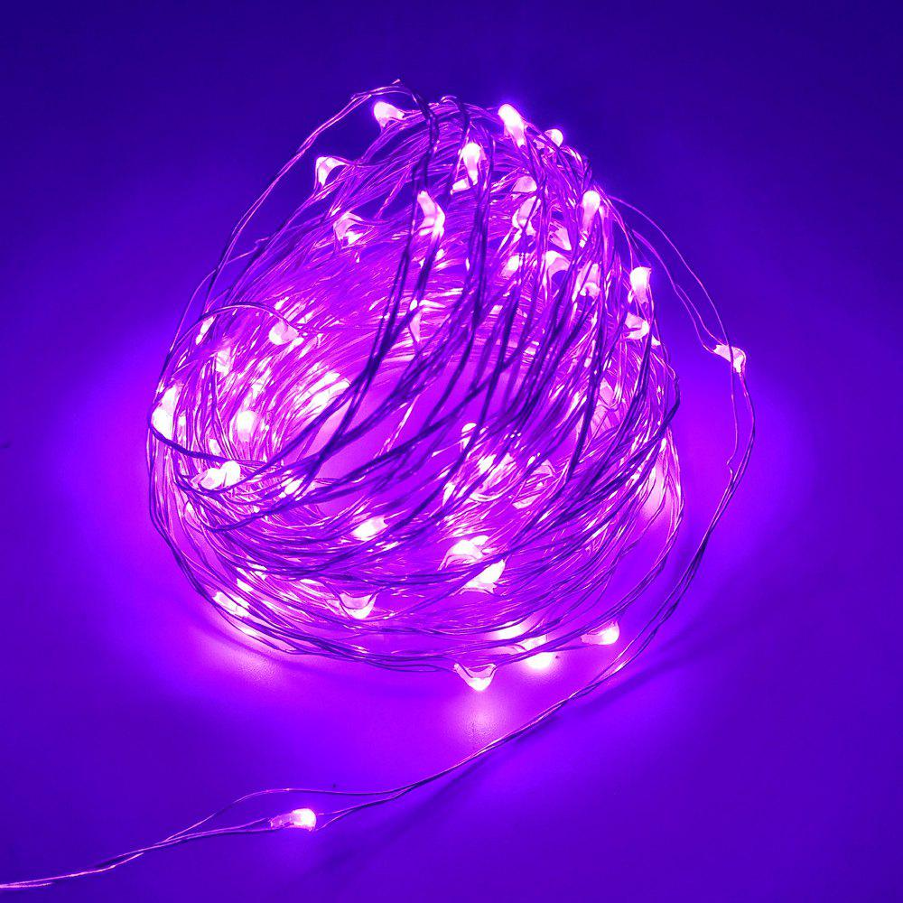 Copper Led String Lights Nz : 2018 ZDM 10M USB Copper Wire Waterproof LED String Light 100 LEDs for Festival Christmas Party ...