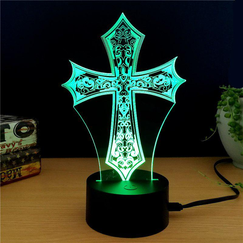 M.Sparkling TD162 Creative Other 3D LED Lamp - RGB