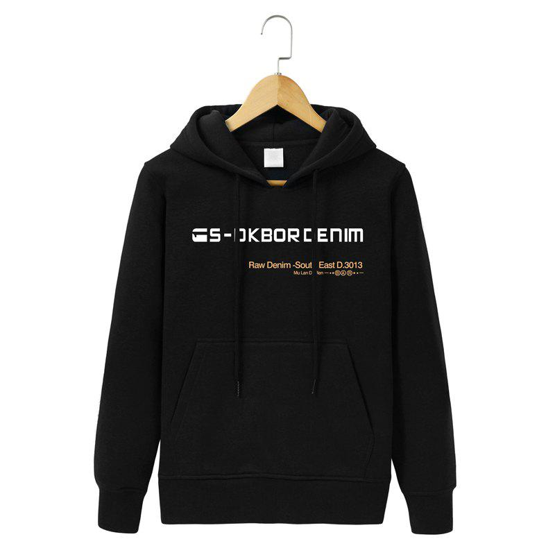 Men Fashion Autumn and Winter Men 'S Hooded Leisure Sweatshirt rv 463 фигурка обезьяна  w stratford