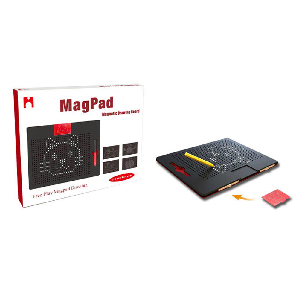 HOBΛBY Magnetic Drawing Board Big - BLACK
