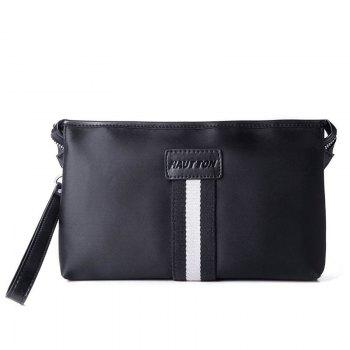 HAUT TON Men Clutch Bag Zipper Wallet Purse Checkbook Document Passpsort Phone Handbag