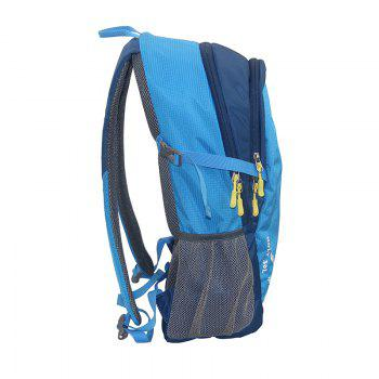 Outdoor Packable Lightweight Travel Hiking Backpack Daypack - BLUE