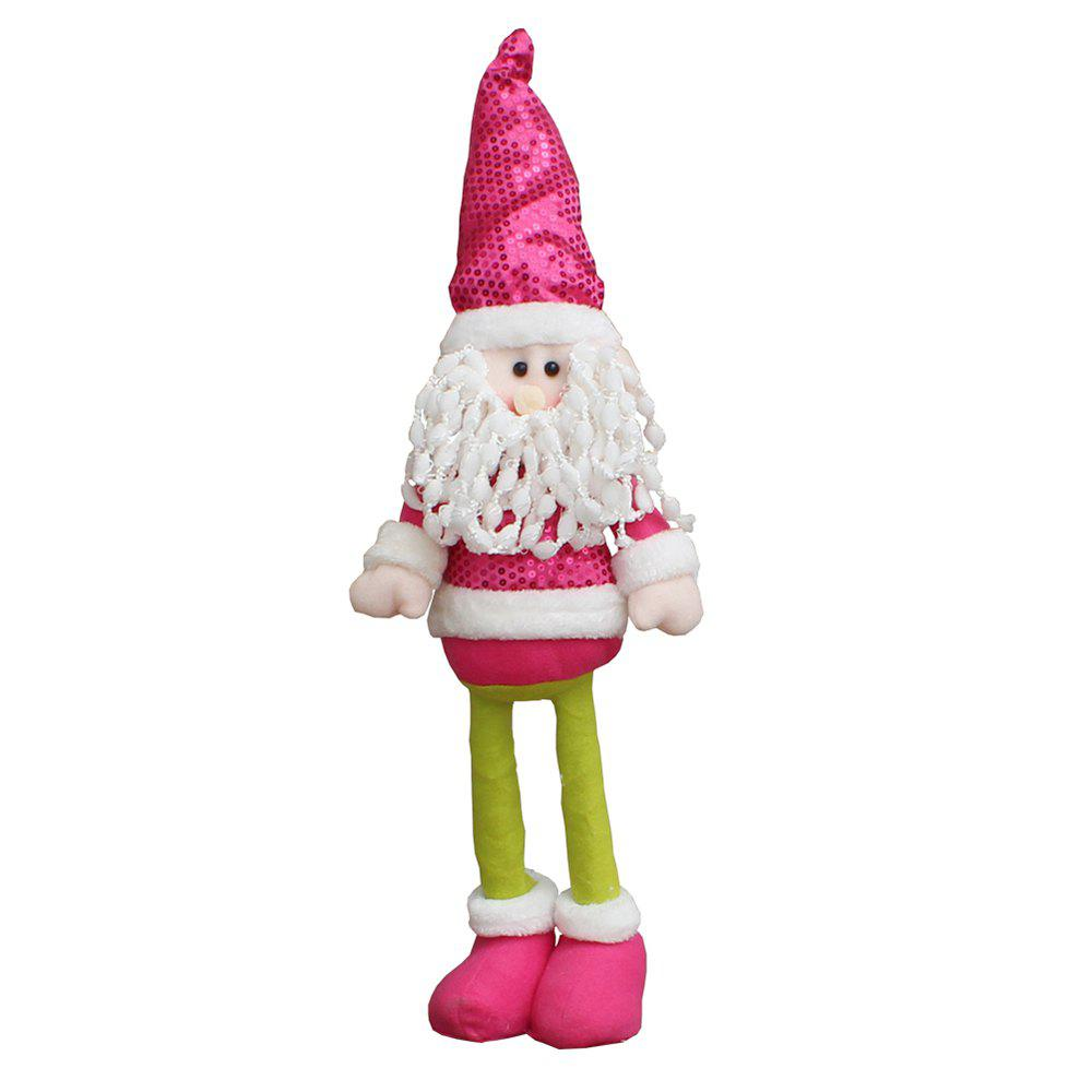 Christmas Telescopic Doll - COLORMIX SANTA CLAUS STYLE