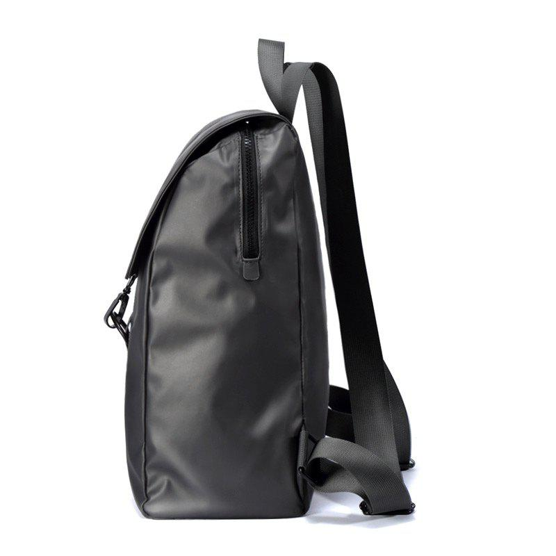 HAUT TON Outdoor Backpack Travel Hiking Camping Rucksack Pack Casual Large College School Daypack Shoulder Book Bags - GRAY 28X13X38CM