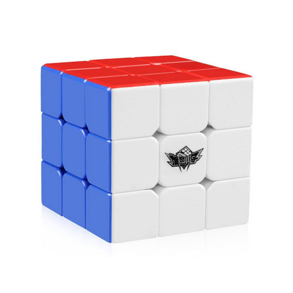 3x3x3 Speed Cube Stickerless Magic Cube Puzzles Toys 56mm qiyi megaminx magic cube stickerless speed professional 12 sides puzzle cubo magico educational toys for children megamind