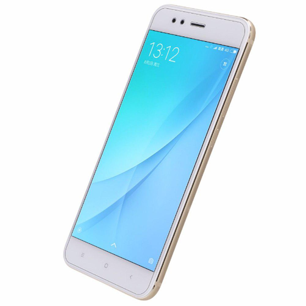 Naxtop Tempered Glass Screen Protector for Xiaomi Mi A1 -Transparent - TRANSPARENT
