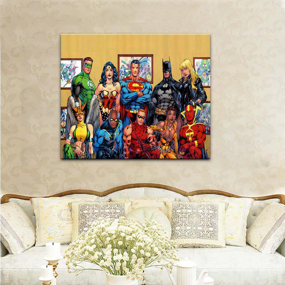 2018 Yhhp Canvas Print Superman Collection Wall Decor For Home Decorators Catalog Best Ideas of Home Decor and Design [homedecoratorscatalog.us]