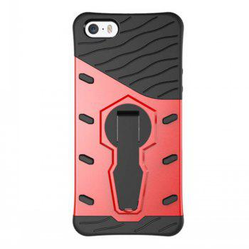 Mobile Phone Sleeve for Rotary Warfare iPhone 5S - RED RED