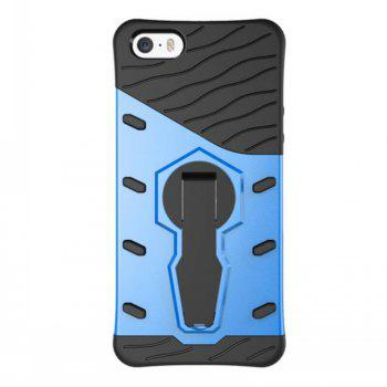 Mobile Phone Sleeve for Rotary Warfare iPhone 5S - BLUE BLUE