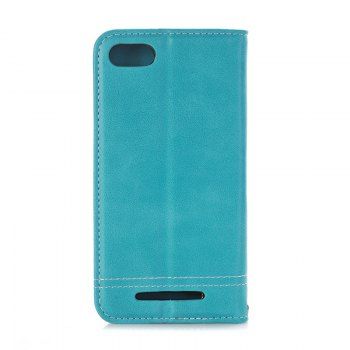Truck Suction Line Card Lanyard Pu Leather Cover for Wiko LENNY3 - OASIS