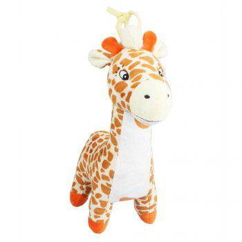 Giraffe Style Plush Toy with Music - COLORMIX COLORMIX