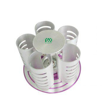YWXLight 3W LED Wall Lamp Modern Lighting Sconce Indoor Light for KTV Karaoke AC 110 - 240V - COLD WHITE