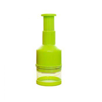 DIHE Multi-Function Convenient Minced Garlic Maker - GREEN GREEN