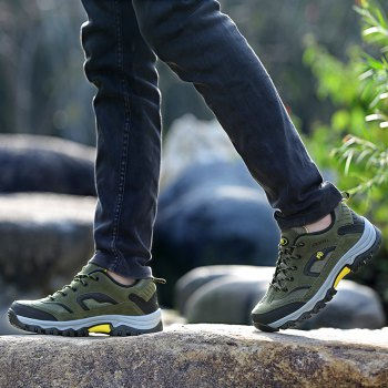Waterproof Outdoor Low Head Wear Sports Shoes and Leisure for Collision Avoidance - ARMYGREEN ARMYGREEN