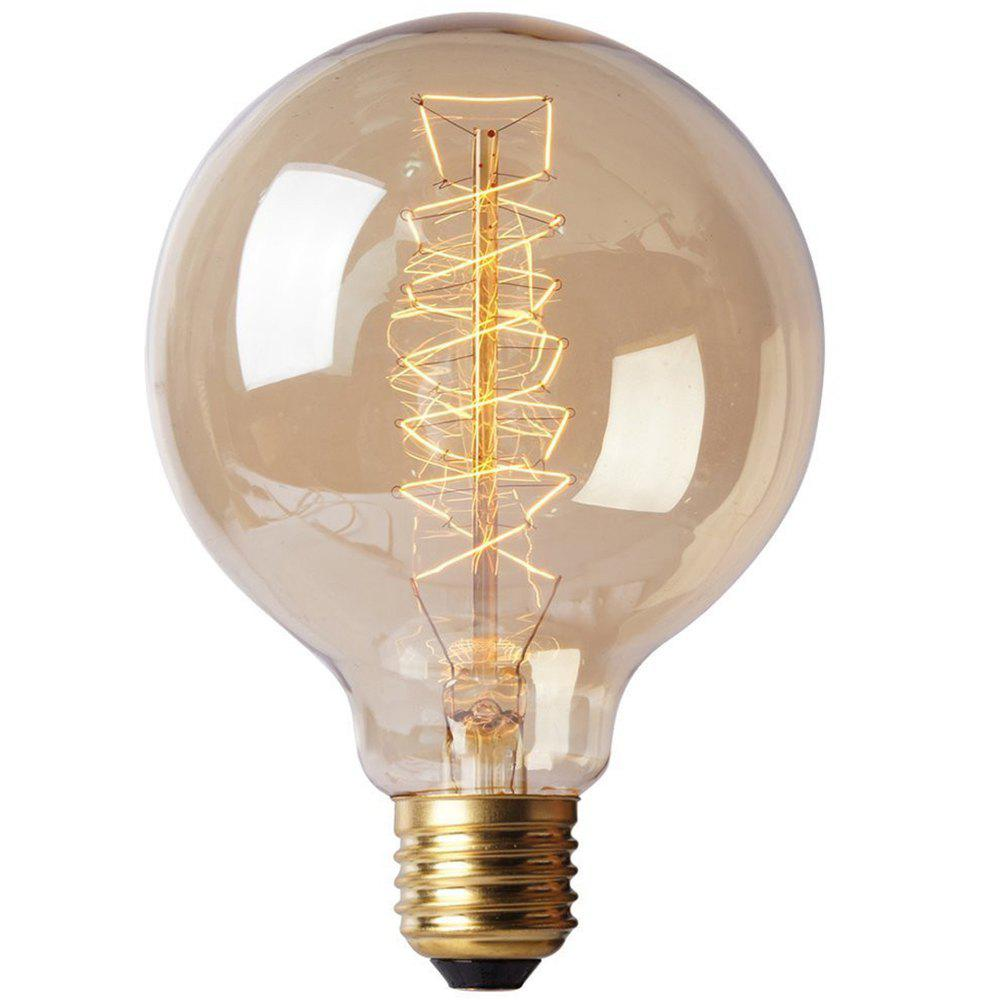 Lazada E27 40W Warm White 2700K Wire Bar Bubble Dragon Edison Retro Decorative Lamp AC220 - 240V - WARM WHITE 220 - 240V