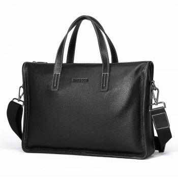 HAUT TON 14 Inch Laptop Briefcase Business