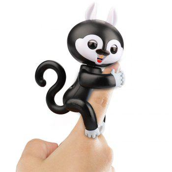 Finger Squirrel Interactive Pet Kids Smart Colorful Fingers Smart Induction Electronic Toys for Kids Children