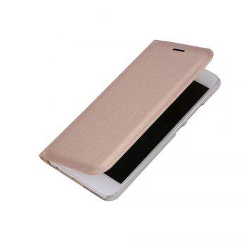 Case PU Leather Card Slot Protection Stand Mobile Phone Cover Case for Huawei P10 Lite Shells Capas - GOLDEN GOLDEN