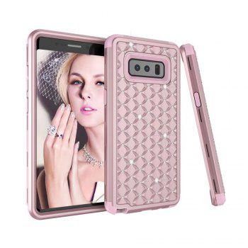 2018 phone case heavy duty studded rhinestone hybrid full body protective cover shockproof 3in1. Black Bedroom Furniture Sets. Home Design Ideas
