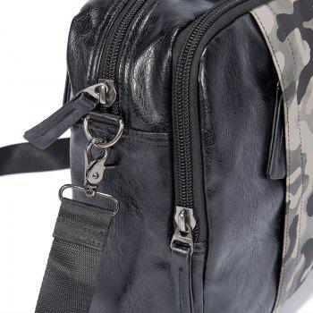 Camouflage Color Laptop Bag Big Space Handle Backpack  for Office Fashion Man - CAMOUFLAGE