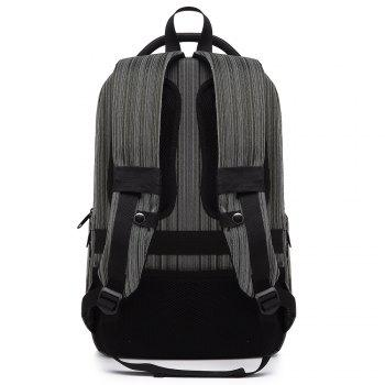 WalkingToSky Brand Backpacks for Men Women School Bag 15.6 Inch Computer Classic Business Bags Travel College - GRAY