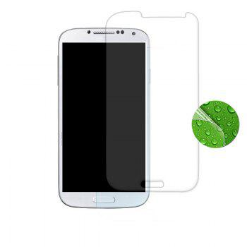 HD Mobile Phone Protective Film Scratch HD Tape Packaging for Samsung S4 Mini - TRANSPARENT TRANSPARENT