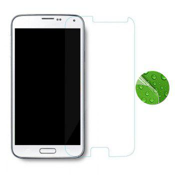HD Mobile Phone Protective Film Scratch HD Tape Packaging for Samsung S5 - TRANSPARENT TRANSPARENT