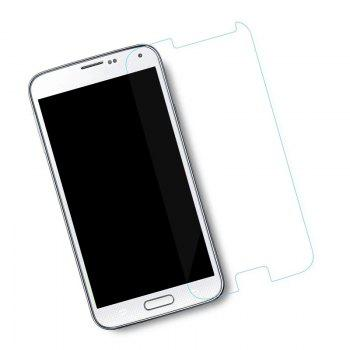 HD Mobile Phone Protective Film Scratch HD Tape Packaging for Samsung S5 - TRANSPARENT