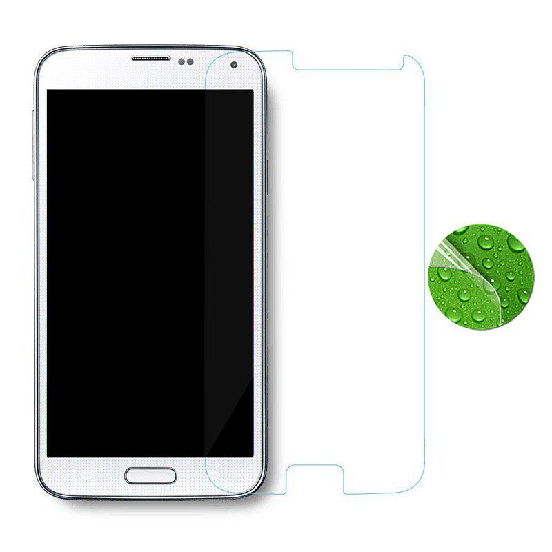 HD Mobile Phone Protective Film Scratch HD Tape Packaging for Samsung S5 Mini - TRANSPARENT