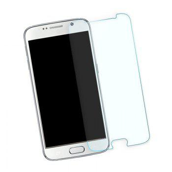 HD Mobile Phone Protective Film Scratch HD Tape Packaging for Samsung S6 - TRANSPARENT