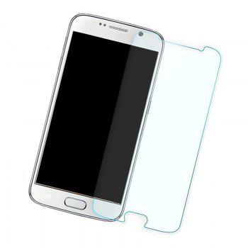 HD Mobile Phone Protective Film Scratch HD Tape Packaging for Samsung S6 Edge - TRANSPARENT