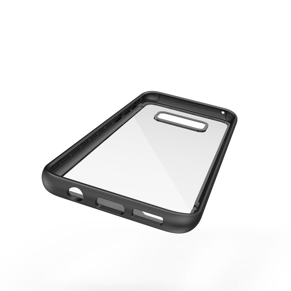 Anti Scraping Mobile Phone Shell for Samsung S8 Plus - BLACK