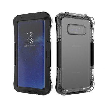 Drop Waterproof Phone Protection Case for Samsung Note8 - BLACK