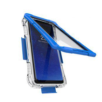 Drop Waterproof Phone Protection Case for Samsung Note8 - BLUE